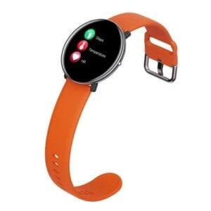 HAMTOD DM118 Màn hình màu HD 1,3 inch Đồng hồ thể thao thông minh, Hỗ trợ nhiều chế độ thể thao / Đẩy tin nhắn / Theo dõi nhịp tim / Theo dõi giấc ngủ / Đo huyết áp