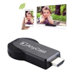 AnyCast M2 Plus Wireless WiFi Display Dongle Receiver Airplay Miracast DLNA 1080P HDMI TV Stick cho iPhone, Samsung và các điện thoại thông minh Android khác